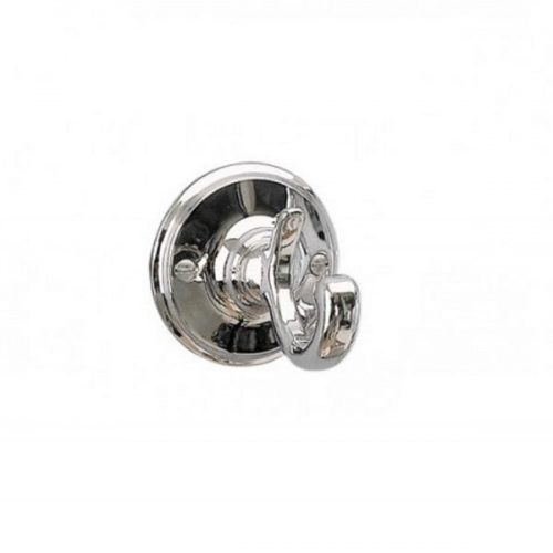 Miller Stockholm Chrome Plated Single Robe Hook