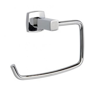 Millers Denver Chrome Wall Mounted Toilet Roll Holder