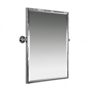 Miller Classic Swivel Framed Polished Bevelling Mirror