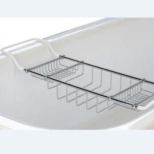 Miller Classic Chrome Plated 720mm Bath Rack