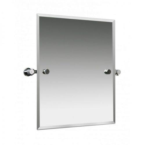 Miller Montana Chrome 500mm Bevelled Swivel Mirror