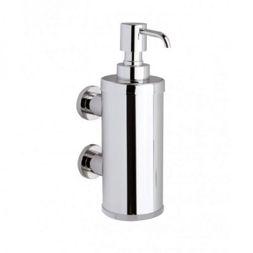 Millers Montana Chrome Wall Mounted Lotion Bottle Dispenser