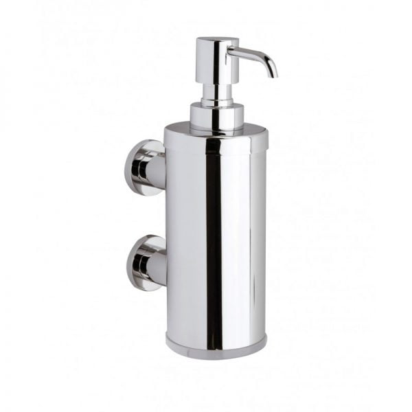 Buy Online Millers Montana Chrome Wall Mounted Lotion Bottle Dispenser