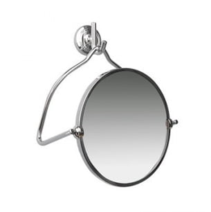 Miller Classic Freestanding 3x Magnifying Mirror