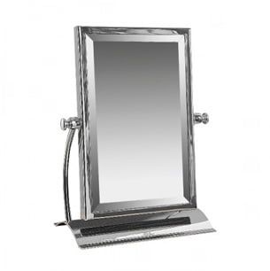 Miller Classic Polished Bevelling One Sided Table Mirror
