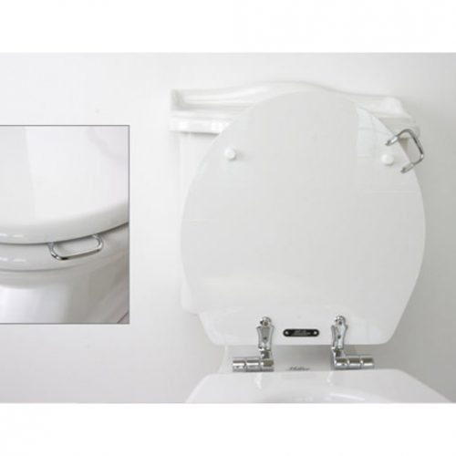 MIllers Traditional Floor Standing Closed Coupled WC