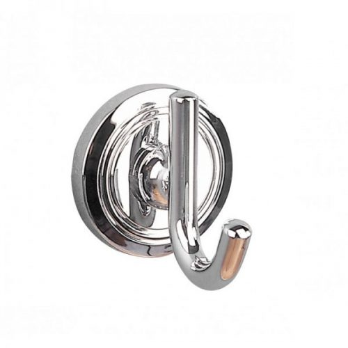 MIllers Oslo Chrome Wall Mounted Single Robe Hook
