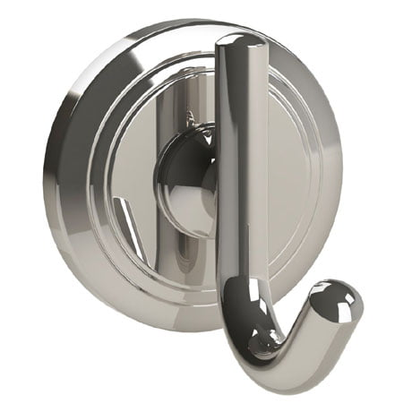 Miller Oslo Wall Mounted Polished Nickel Single Hook