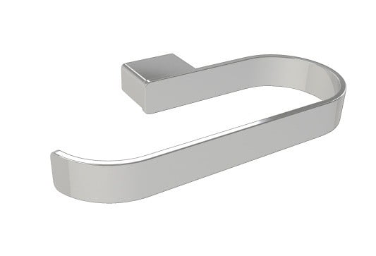 Miller Orlando Chrome Wall Mounted Toilet Roll Holder