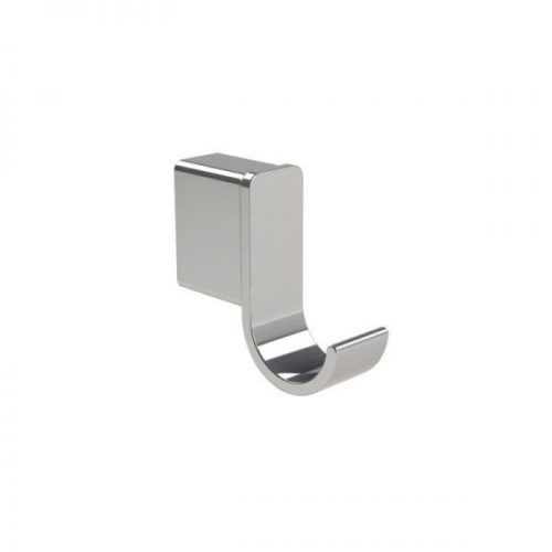 Miller Orlando Chrome Wall Mounted Single Robe Hook