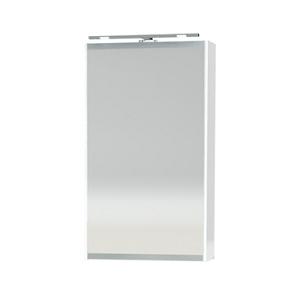 Millers New York 40cm Left Opening White Bathroom Cabinet