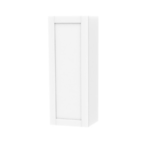 Millers London Right Hand White Storage Cabinet