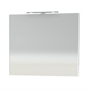 Millers New York White 80cm Bathroom Mirror