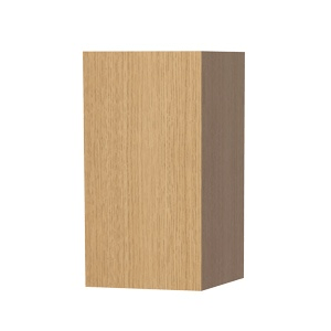Millers New York Right Hand Natural Oak Tall Cabinet