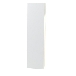 Millers New York White Right Hand Tall Cabinet With Storage