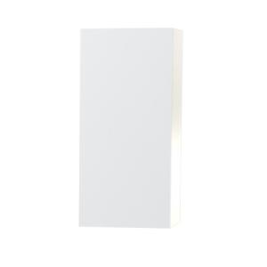 Millers New York White Left Hand Storage Cabinet