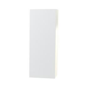 Millers New York White Left Hand Door Storage Cabinet