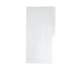 Millers New York Left Hand White Structure Storage Cabinet