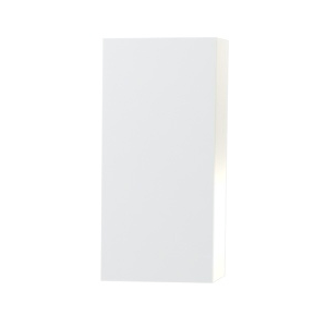 Millers New York Right Hand White Storage Cabinet
