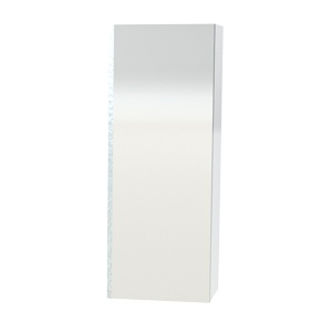 Millers New York White Left Hand Double Sided Mirror Cabinet
