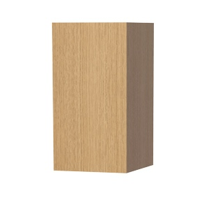 Millers New York Right Hand Natural Oak Storage Cabinet