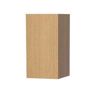 Millers New York Natural Oak Left Hung Storage Cabinet