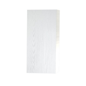 Millers New York Right Hand White Structure Storage Cabinet