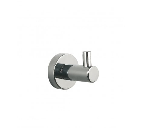 Millers Bond Wall Mounted Chrome Plated Single Hook