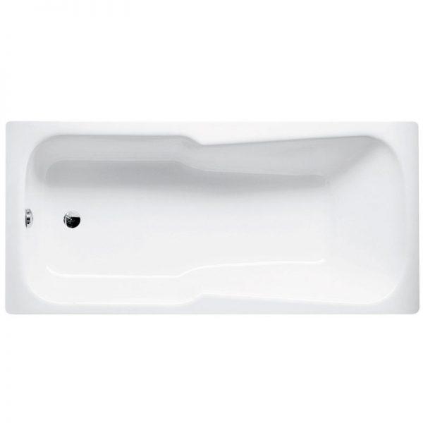 Bette Set 170X80 3760-000 Hl 2Gr White