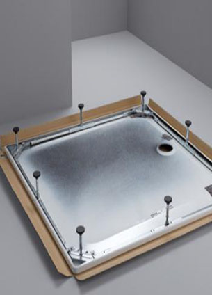 Bette Foot System 100X80