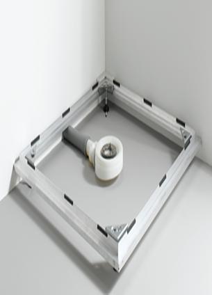 Bette Foam Shower Tray Support System