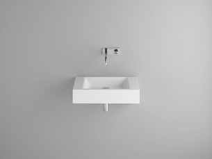 Bette Aqua Wall Basin 60 X 40 Nth White