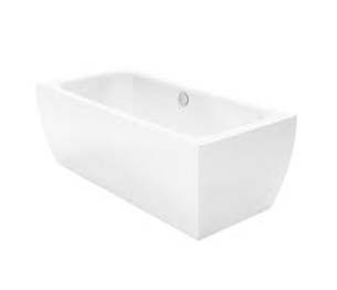 Bette Cubo Silhouette 177X85 White