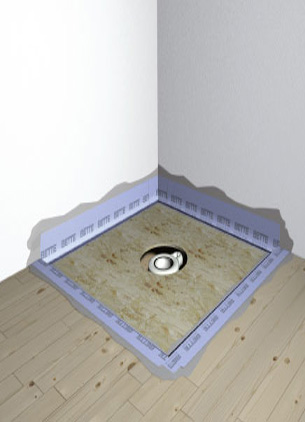 Bette Floor 6.5M Sealing Set For Wood Floo
