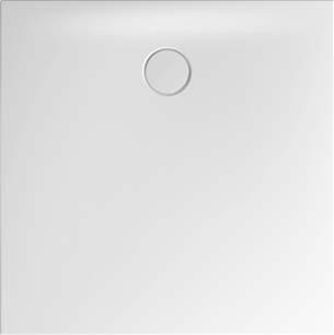 Bette Floor Side 110 X 90 White