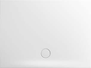 Bette Floor Side 120 X 100 White