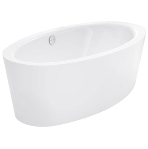 Bette Home Oval Silhouette 180100 White