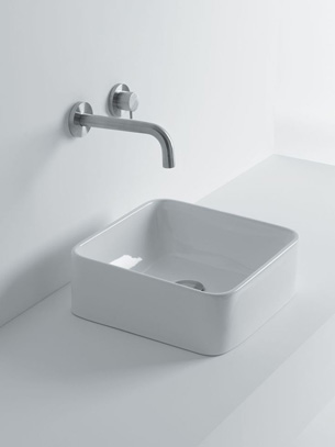 Bette Lux Counter Basin 60 X 48 Nth White