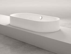 Bette Lux Shape Basin 80 X 49 Nth White