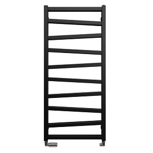 Crosswater Wedge 500 x 1096mm Towel Warmer WD50X109BM