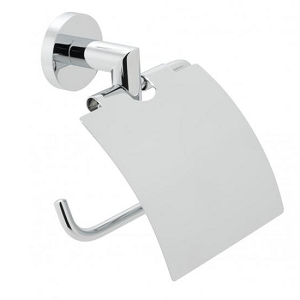 Vado Spa Wall Mounted Paper Holder With Cover SPA-180A-C/P