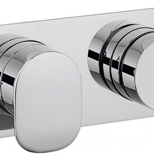 Crosswater Pier Dial Shower Valve 1 Control DIAL-PIER-2