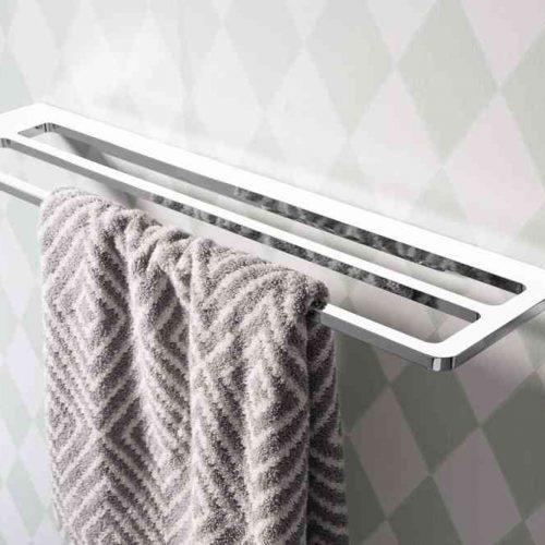 Crosswater Wisp Double Towel Rail WP028C