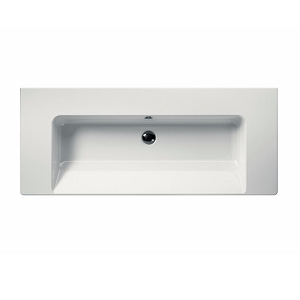 GSI Norm 120 1 Tap Hole Washbasin With Overflow GS8623-0