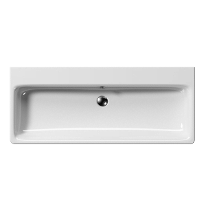 GSI Sand 120cm 1 Tap Hole Basin With Overflow-13741