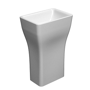 GSI Sand H85 Freestanding 550x380mm Washbasin-0