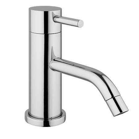 Just Taps Plus Florence Round Single Lever Basin Mixer G9019-0