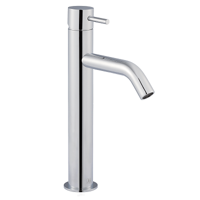 Just Taps Plus Florence Tall Single Lever Basin Mixer-0