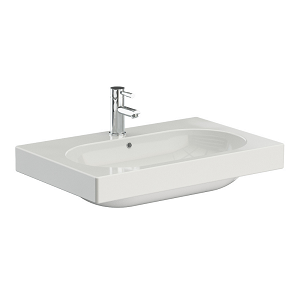 Saneux Austen 72 x 45cm 1 Tap Hole Washbasin 50011-0