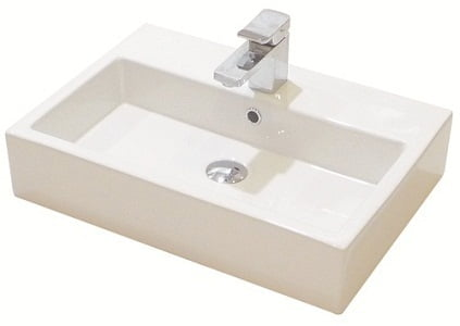 Saneux MATTEO one tap hole basin ONLY 60 x 42cm 39002